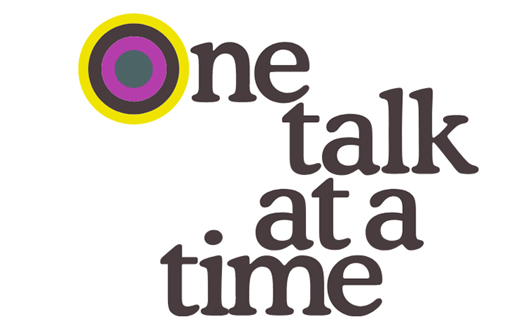 one talk at a time logo